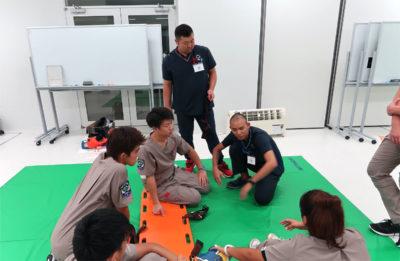 救助救命医療学演習