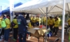 青葉区民マラソン:地域貢献活動として救護ランナーとして参加